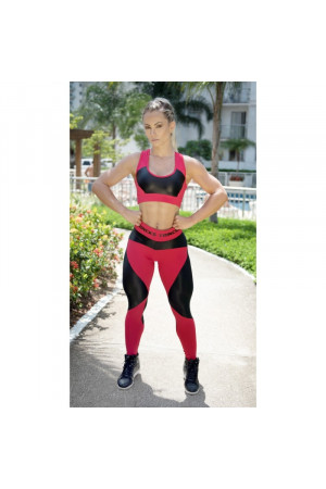 Trincks Power Red Legging